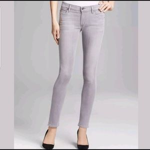 Citizens of Humanity high waist slim jeans